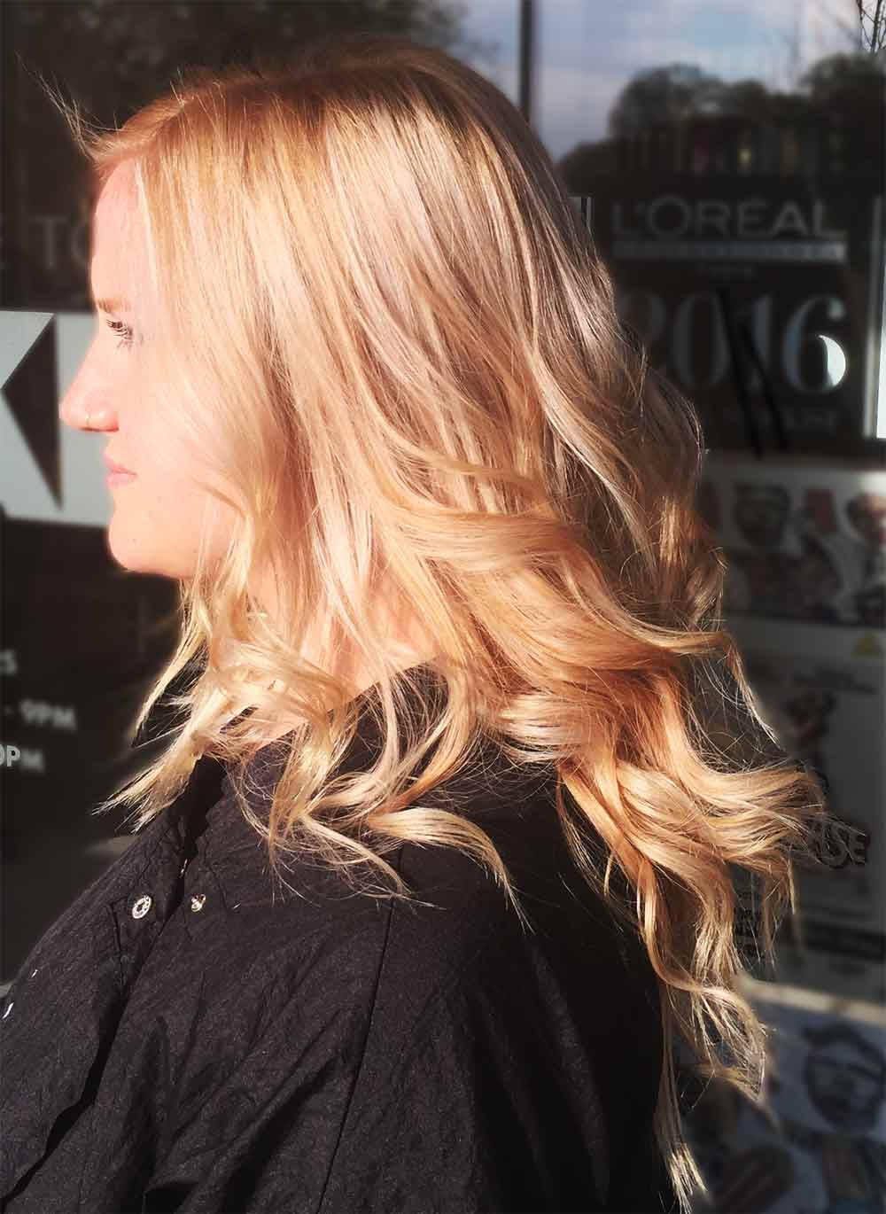 Are you considering layering your hair?